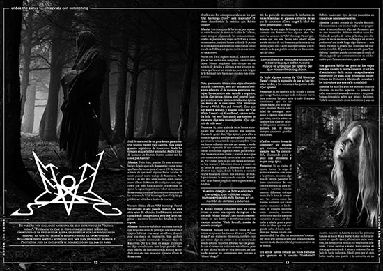 Under the Runes 1: Entrevista con Summoning